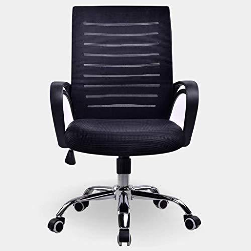 MKXF Silla de Ordenador para el hogar, Silla de Oficina, Silla Boss, Elegante Silla giratoria, Silla ergonómica, sillón de Oficina