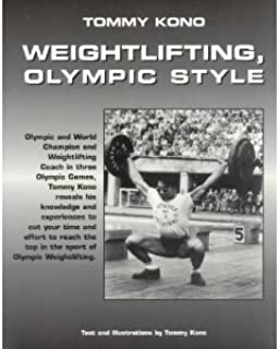 Weightlifting, olympic style