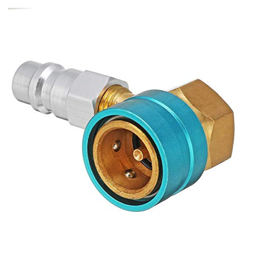MeiZi R1234YF bis R134A Niedrige Seitenkupplungskoppler-Adapter-Adapter ADAING CAR-Klimaanlagen