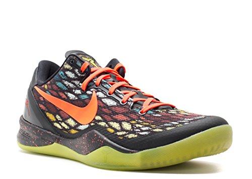 Nike Men's Kobe 8 System Basketball Shoes 14 M US Christmas Lights Edition