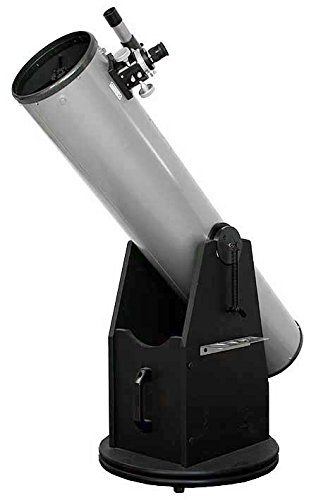 """GSO 8\"""" Dobson Teleskop N 200/1200 mit 2\"""" Crayford Auszug, aktive Hauptspiegelbelüftung, GSD200C"""