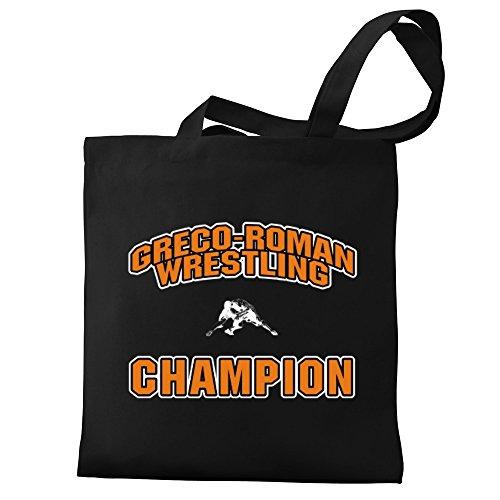 Eddany Greco Roman Wrestling Champion Bereich für Taschen