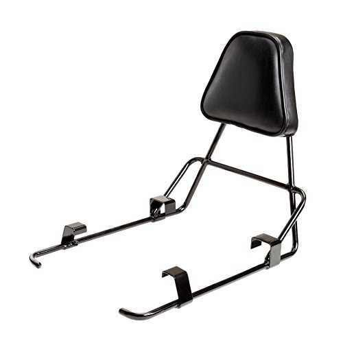 Companion Bike Seat Backrest, Black