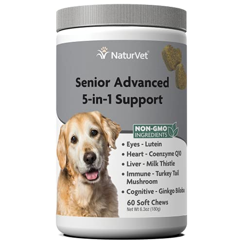 Top 10 best selling list for supplements for cognitive function in dogs