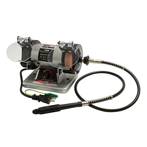 AP 卓上ミニグラインダー |グラインダー 卓上 小型 電動 電動グラインダー 卓上グラインダー 切削 研磨 砥石 リューター ペンシルリューダー 電気 電動リューター