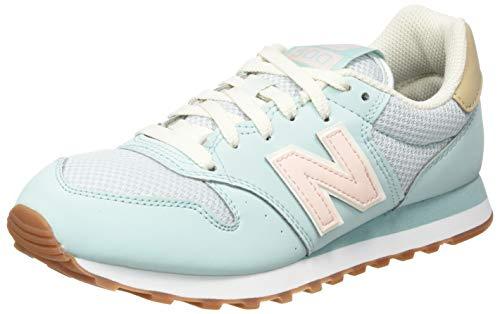 New Balance Damen 500 Sneaker, Blau (GW500HHF), 37 EU