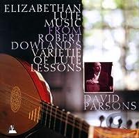 Elizabethan Lute Music