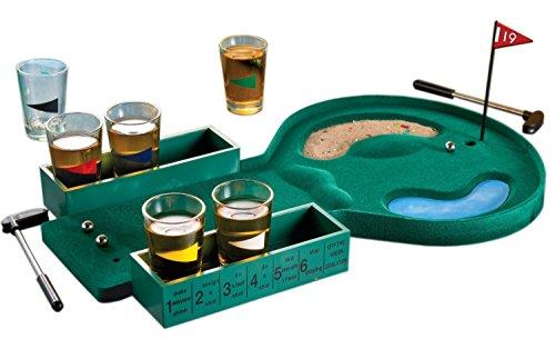 Funcart Drinking Golf Game Board Game