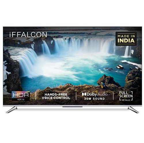 iFFALCON 108 cm 4K Android LED TV