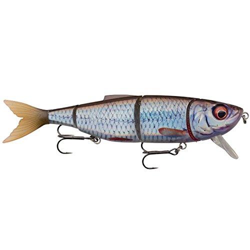 Savage Gear 4Play V2 Liplure - Wobbler zum Spinnangeln auf Hechte & Zander, Hechtköder zum Spinnfischen & Schleppangeln, Swimbait, Farbe:Roach (Rotauge), 16.5cm / 32g / slow floating / 3-5m