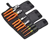 Greenlee Textron Inc 0159-01-INS - Insulated Tool Set - 7 Pcs