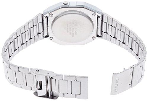 [カシオ]腕時計スタンダードA158WA-1JFシルバー