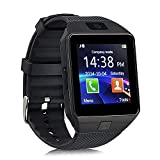 JOKIN DZ09 Bluetooth SmartWatch- Black (Compatible with Android and iOS Smartphones)