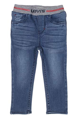 Levi's Kids Jeans Lvb Pull On Skinny Jeans 6e9208-m2w-lw