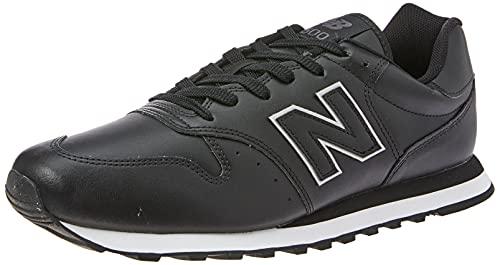Tênis New Balance 500, Masculino, Preto Brilhante, 40