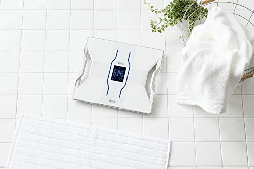 体脂肪などが分かる高性能体重計は母の日のプレゼントに特におすすめのアイテムです。健康管理がしやすくなりますよ。  こちらの体重計は、筋肉量に加え、筋質を点数化し、より正確にからだの状態を測ることができるという優れもの。専用スマホアプリを通してデータ管理ができるのも大きな魅力です。  お母さんにプレゼントする際は、お母さんのスマホの設定も忘れずに◎