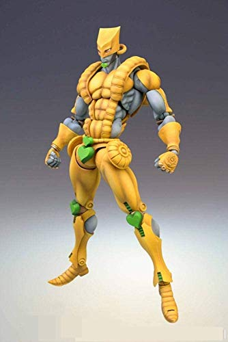 MediCos JoJo's Bizarre Adventure Part 3: Chozo Kado The World Super Action Statue Figure