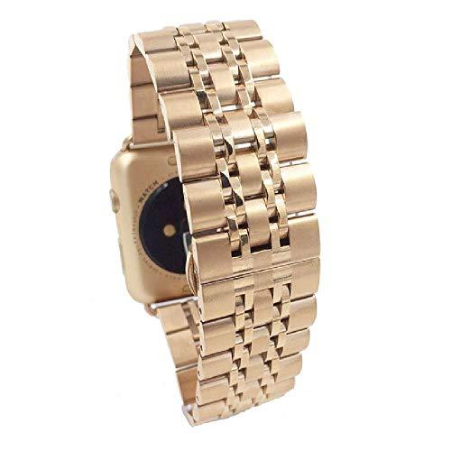 RVS Band Voor Apple Horloge 4 Band 42Mm Armband Voor Iwatch Serie 1/2/3 42Mm Band Voor Iwatch Serie 4 40Mm 44Mm, 38毫米, (Nederlands)