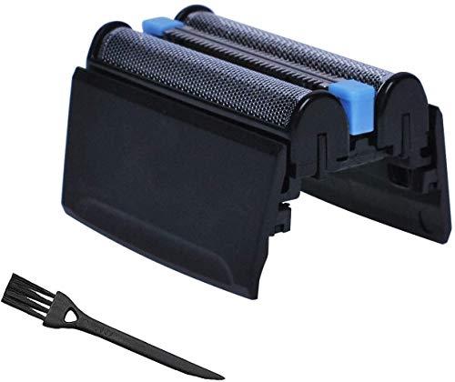 Poweka 52B - Cabezales de afeitado para afeitadora eléctrica Braun, cuchillas de repuesto para Braun Series 5 5020s 5030s 5040s 5050cc 5070cc 5090cc