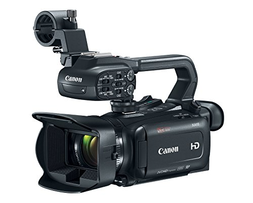 Lowest Prices! Canon XA15 Professional Camcorder, Black