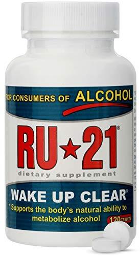 RU-21 Dietary Supplement (120-Pill Bottle)