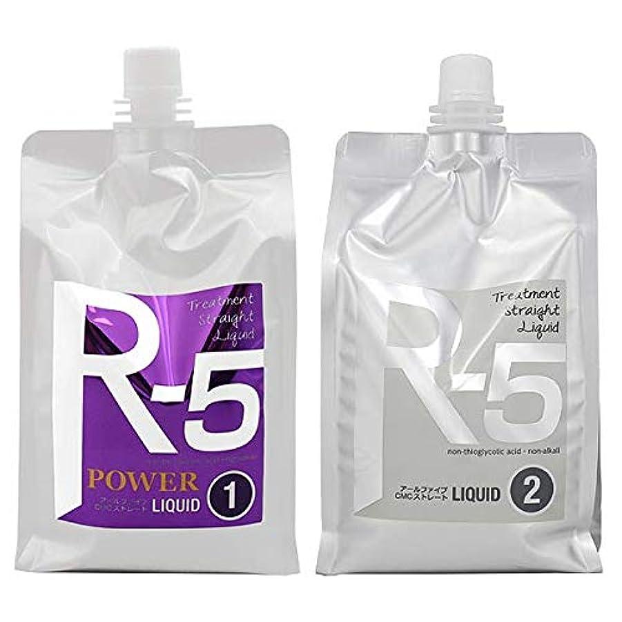 プログラム結果法医学CMCトリートメントストレート R-5 パープル(パワー) ストレート剤