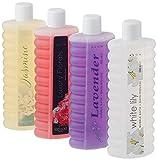 Avon - Baño de burbujas (4 unidades, 500 ml), varios aromas