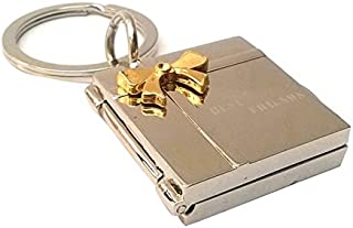 MGP Fashion Silver Photo Frame Metal Key Chain