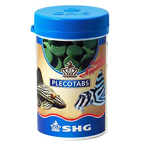 SHG PLECOTABS 60GR