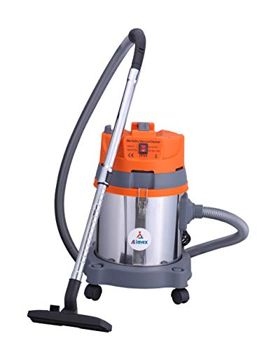 Aimex Wet and Dry Professional 1500 Watt Vacuum Cleaner with Blower Function (Multicolour, 20 L)