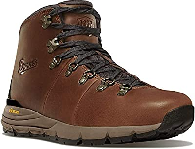 Danner Men's Mountain 600 Hiking Boot, Rich Brown - Full Grain, 7 D US
