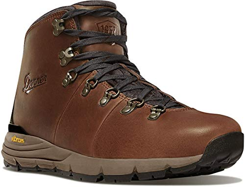 Danner Men's Mountain 600 Hiking Boot, Rich Brown-Full Grain, 7 D US
