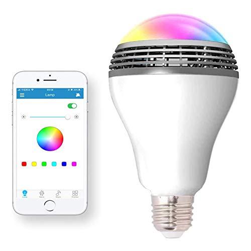 Best smart light bulbs with speaker