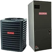 Goodman 3.5 Ton 15 Seer Heat Pump System with Multi Position Air Handler