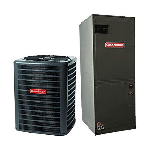 Goodman 2.5 Ton 14 Seer Heat Pump System (AC and Heat) GSZ140311 - ARUF29B14 - TX2N4