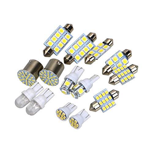MMI-LX CSQIANG - Luz de lectura para techo de coche
