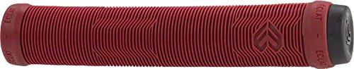 Eclat X ODI Pulsar - Puños (170 mm, 27 mm de diámetro), color burdeos