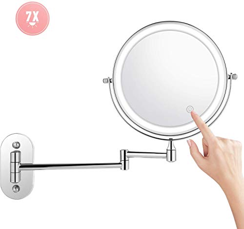 9 Best Lighted Wall Mounted Makeup Mirrors