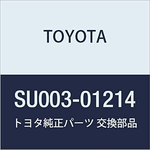 TOYOTA SU003-01214 Large-scale sale Air Max 44% OFF Cleaner Case Assembly Sub