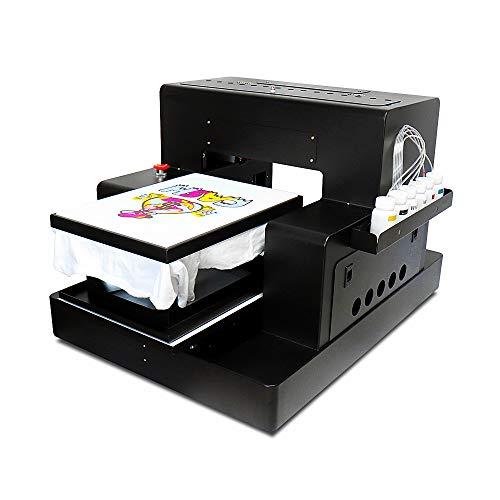 Automatic A3 Size T-Shirt Hoodies Printing Machine DTG Printer Machine for T-Shirts Hoodies Garment Onesies Pants