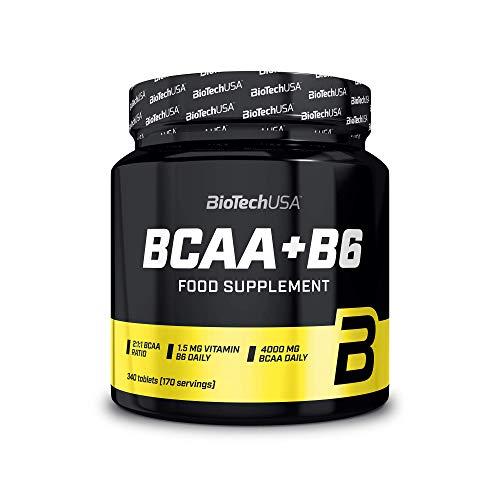 BioTech USA IAF00085769 BCAA + B6, 340 Compresse