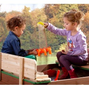 AXI 402228 Sandbox Ella with Bench - Untranslated