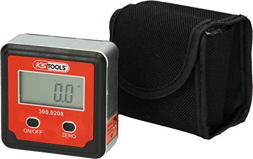 KS Tools 300.0208 Digitale Wasserwaage...