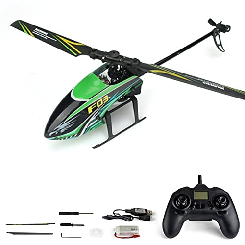 Libroty F03 RC Drone Helicopter 2.4G Core Motor Gyro 4CH 6-Axis Altitude Hold Stable Outdoor Stunt Flight Aircraft Toys Regali