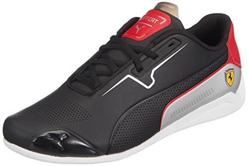 PUMA SF Drift Cat 8, Zapatillas Unisex Adulto, Negro (Puma Black/Puma White), 44 EU