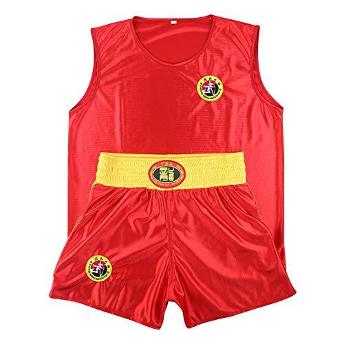 Yudesun Sanda Boxeo Artes Marciales Ropa Niños Adulto Unisex - Judo Rendimiento...
