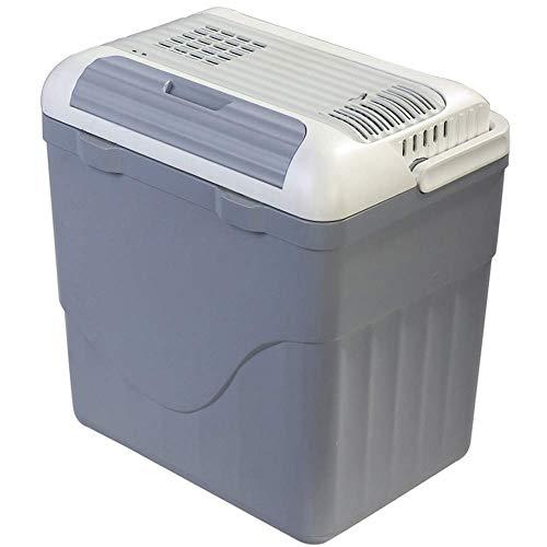 Enfriador Compacto clásico de 28 litros/minirefrigerador Aislado para automóviles, Viajes por Carretera, hogares, oficinas y dormitorios