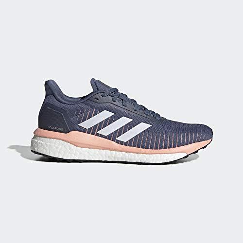 adidas Mujer Solar Drive 19 W Zapatos de Running Azul, 36 ✅