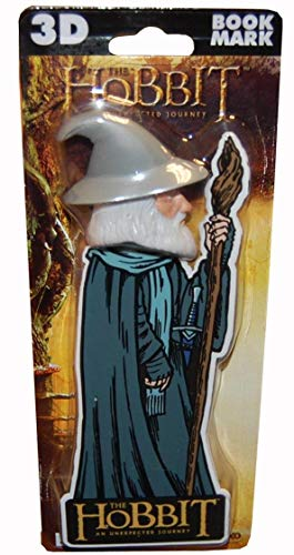 Hobbit Movie Gandalf Bookmark