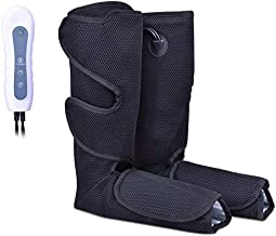 Leg Air Massager for Circulation, Leg Compression Machine for Home Use